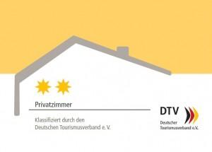 Privatzimmer_2Sterne_Schild